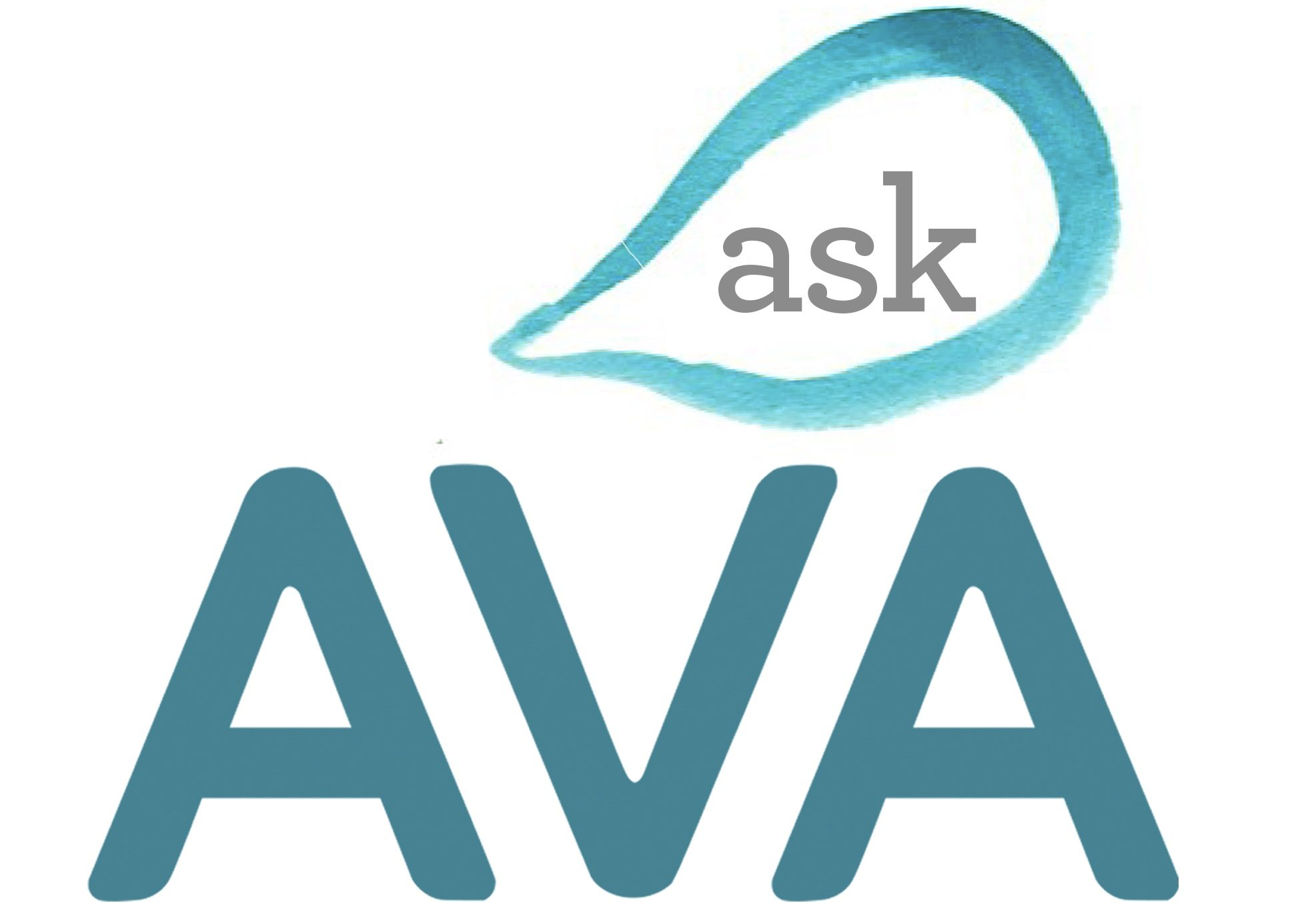 Logo for ask AVA